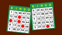 Unlimited bingo card templates